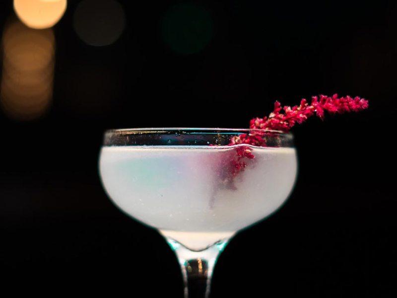 Foto zeigt einen Cocktail